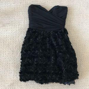 ASOS Black Dress Strapless
